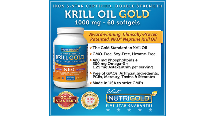 Nutrigold nko neptune krill oil review fresh fit health for Fish oil with astaxanthin